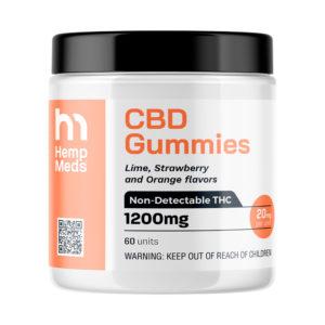 CBd Gummies By HempMeds